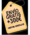 gastos de envio gratis por compras mayores de 200€