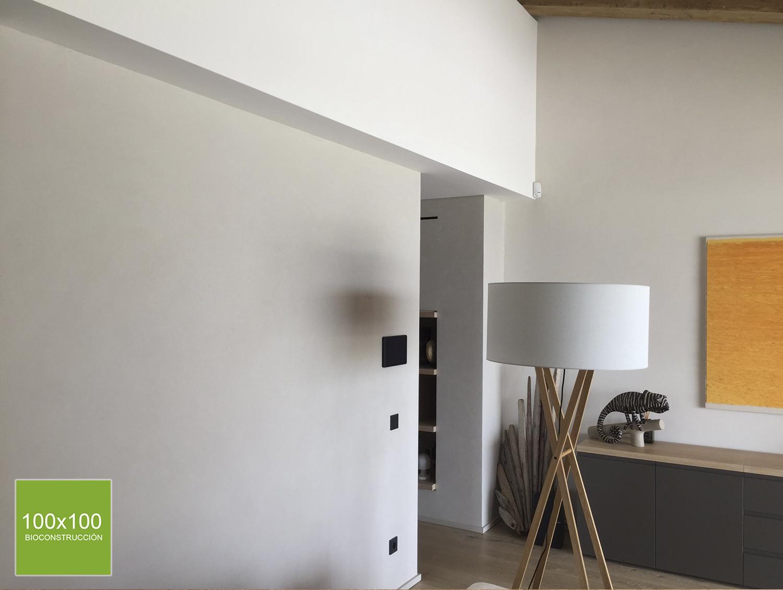 imagen de entrada del blog: ¿Puedo tapar el gotelé de mi casa con productos naturales?