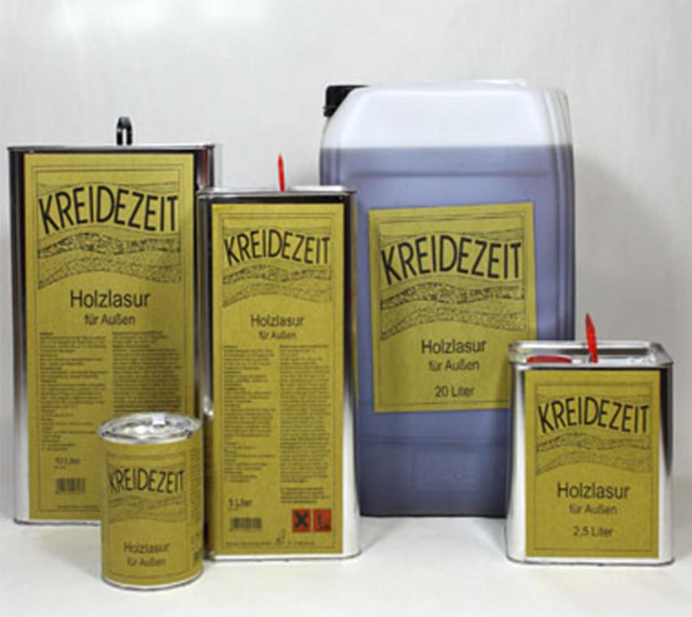 imagen producto: Aceite para madera incoloro - KREIDEZEIT - 2,5 litros
