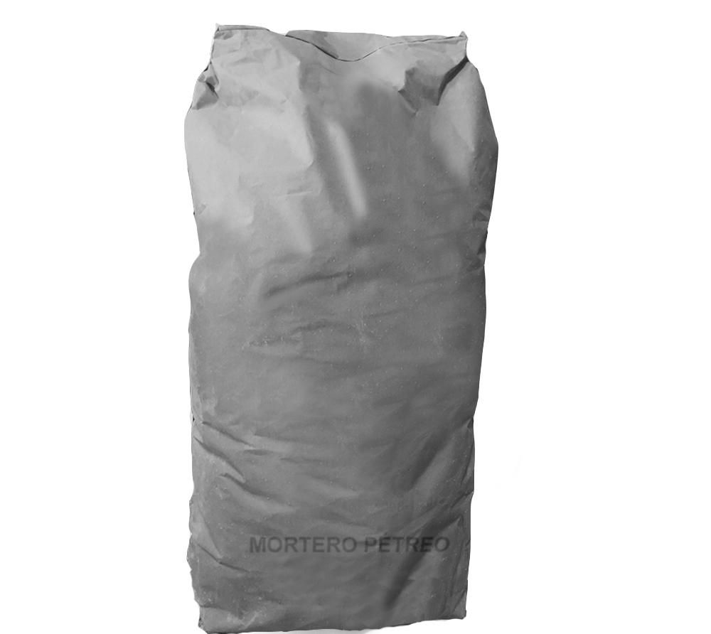 imagen producto: Mortero Pétreo de cal - - - 25 Kg