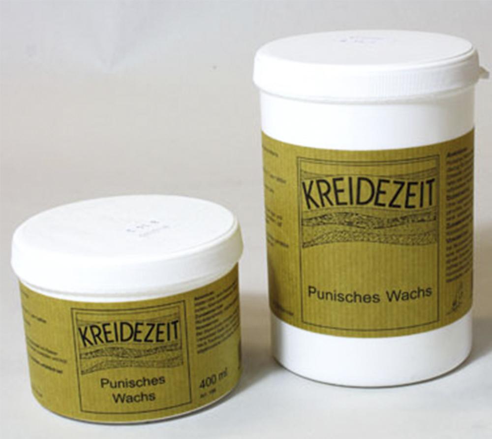 imagen producto: Cera púnica para estucos, Tadelakt - KREIDEZEIT - 400 g