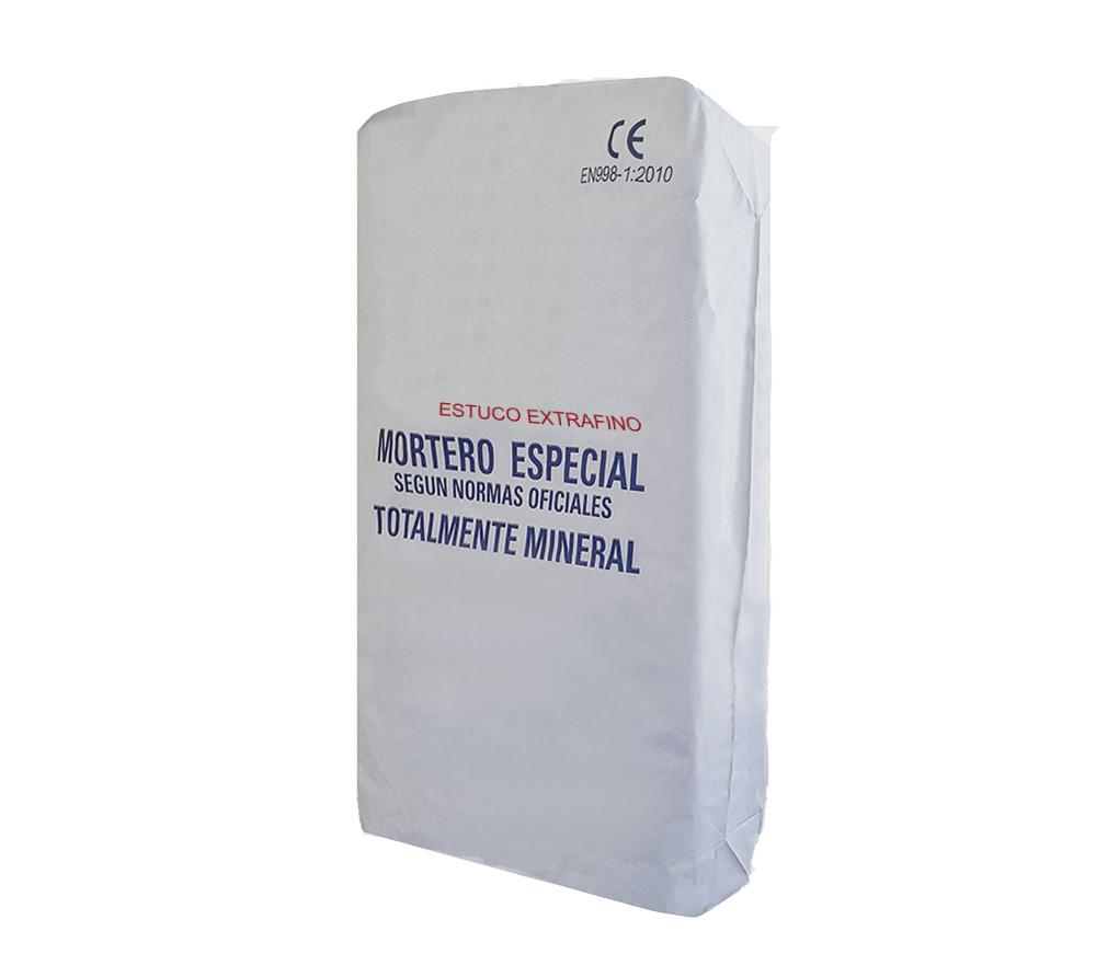 imagen producto: Estuco de cal extrafino - Blanco Natural -  - 15 Kg
