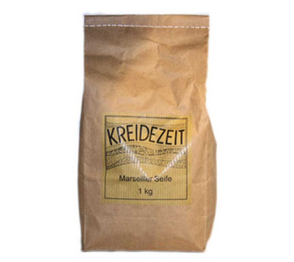 imagen producto: Jabón de Marsella - KREIDEZEIT - 250 gramos