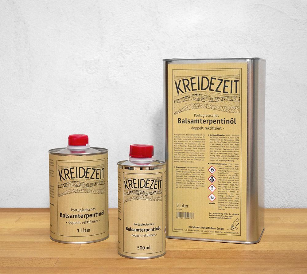 imagen producto: Esencia de trementina - KREIDEZEIT - 0,5 litros
