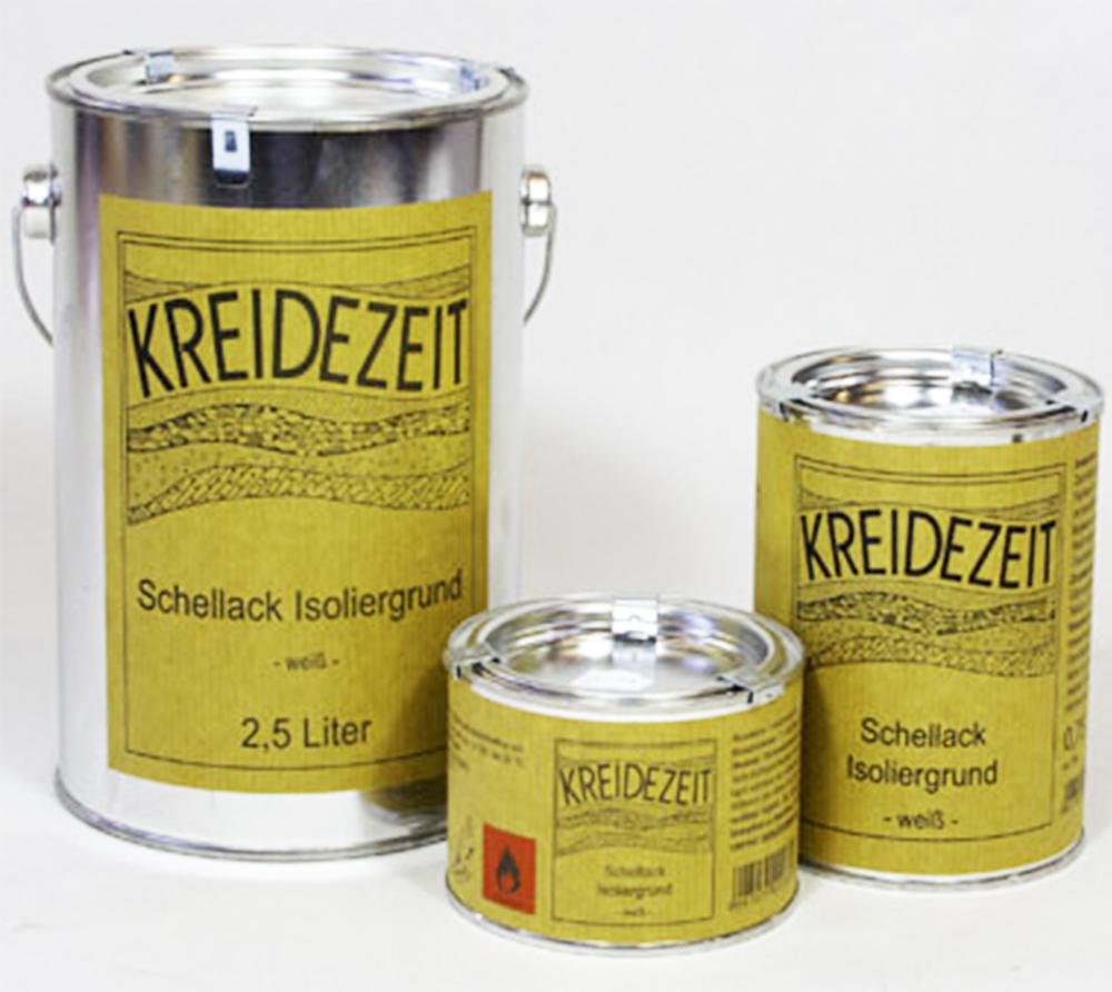 imagen producto: Goma laca ANTI-MANCHAS - KREIDEZEIT - 2,5 litros