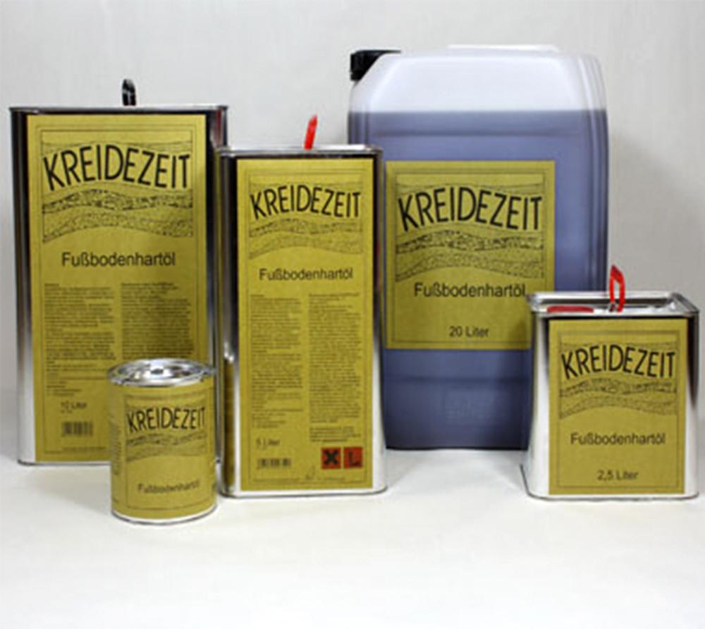 imagen producto: Aceite duro para suelo - KREIDEZEIT - 2,5 litros