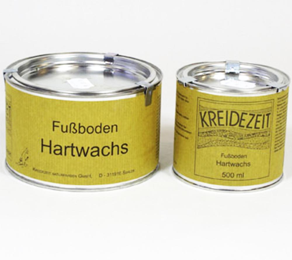 imagen producto: Cera dura para suelo - KREIDEZEIT - 0,5 litros