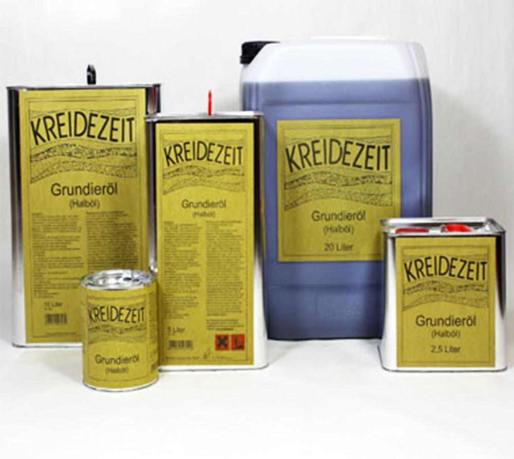 imagen producto: Aceite imprimación - KREIDEZEIT - 2,5 litros